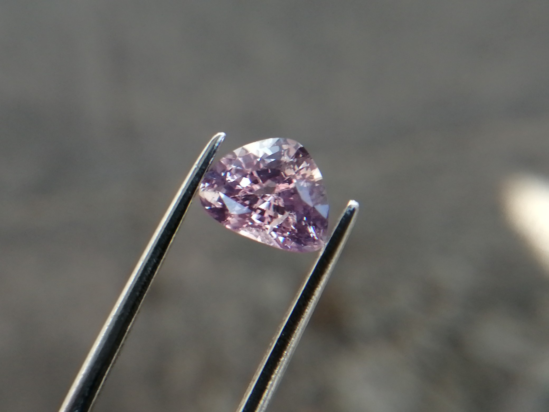 Natural Unheated Pink Sapphire 1.55 CT CSL-0601F11555AD